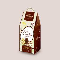 oeufs chocolat lait et blanc révillob