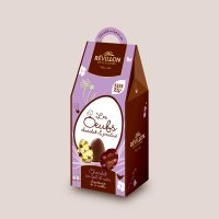 oeufs chocolat noir et lait révillon